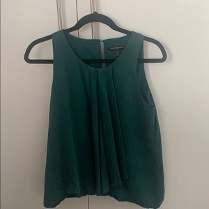 Great condition! green blouse from Banana